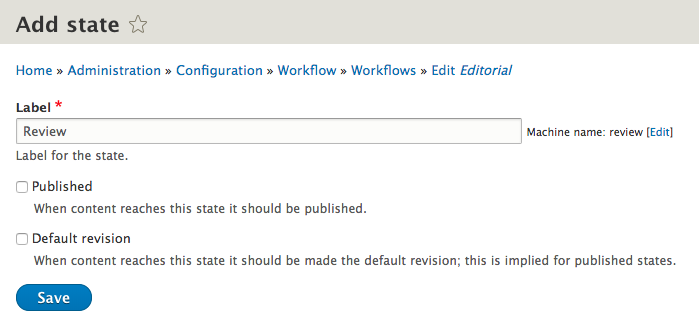 Drupal 8 Workflow Notifications with Rules Part 1 – Ian